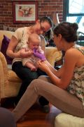 Craniosacral Therapy: Working inside the mouth can help release restrictions and support breastfeeding